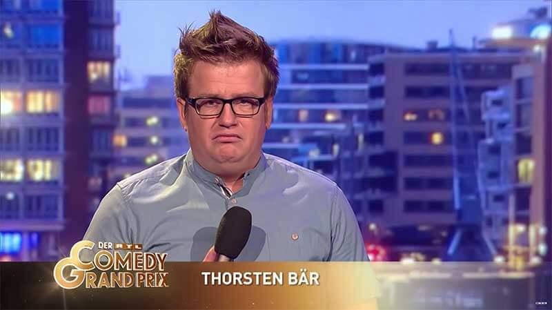 Muss das sein? - Thorsten Bär beim Comedy Grand Prix auf RTL